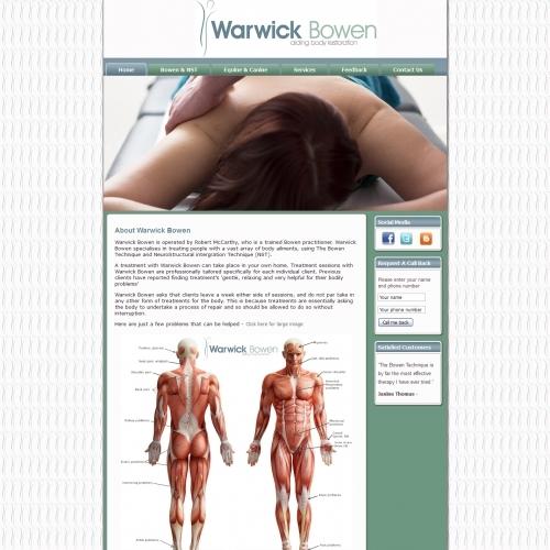 Warwick Bowen