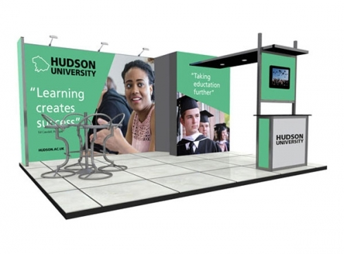 5m X 3m Trade Show Stand