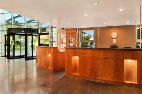 Hilton London Croydon Hotel Reception