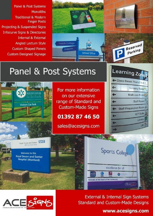 Panel & Post Systems