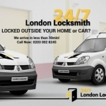 24/7 Locksmith Services London