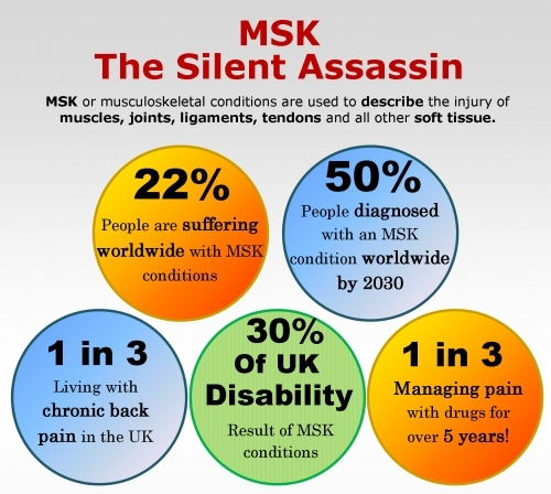 The Musculoskeletal Epidemic