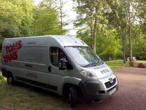 Tom's Vans is your local, independent Man with a Van Removals specialist, operating since 2010 with a fantastic, professional team, fair pricing and incredible feedback