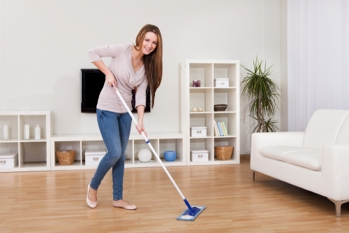 Cleaning 64