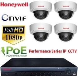 Honeywell Performance Series Ip Cctv System
