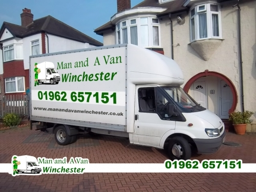Man And A Van Winchester Van2