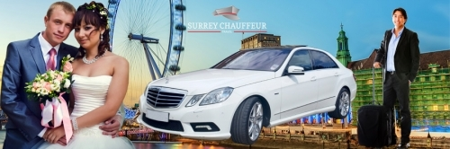 Surrey Chauffeur Travel Cabs Hire