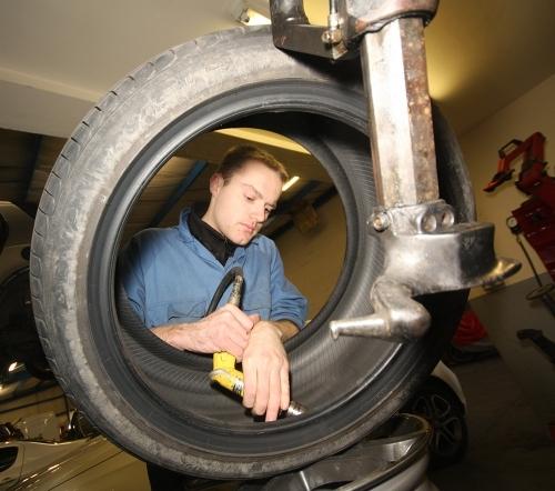 Merc Tyres