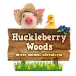 Huckleberry Woods - micro animal adventures