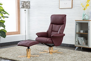 Swivel and recline chairs