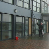 colchester window cleaning (commercial)  2009