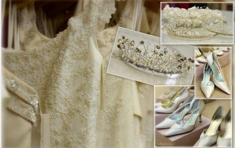 Bridal Room Collage