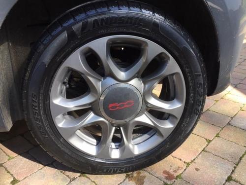 Fiat Alloy Wheel Refurbishment