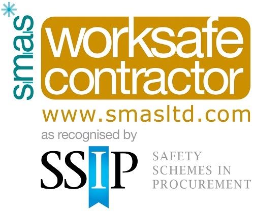 Smas Worksafe Contractor Logo