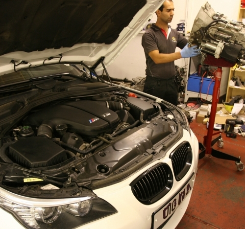 BMW Repairs Nottingham