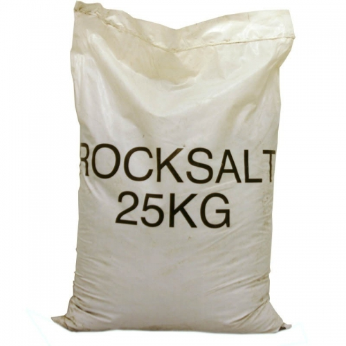 Rock Salt Grit & De-Icer