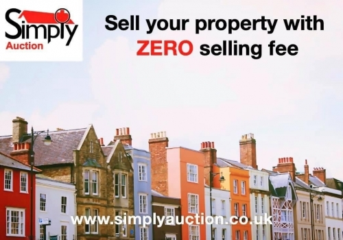 Auction your property online
