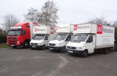 Our Modern, Reliable Fleet.