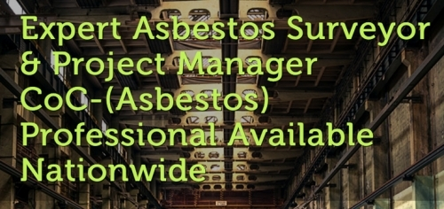Aware Environmental Solutions Nationwide Asbestos Trainers FaceFit & BOHS assessor