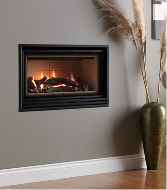 Legend Ethos hole in the wall gas fire