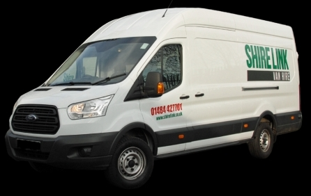 Jumbo High Roof New Shape Ford Transit