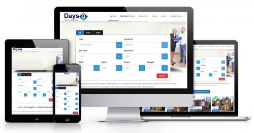 Website For Estate Agent