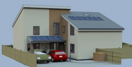 New Dwellings, Surbiton
