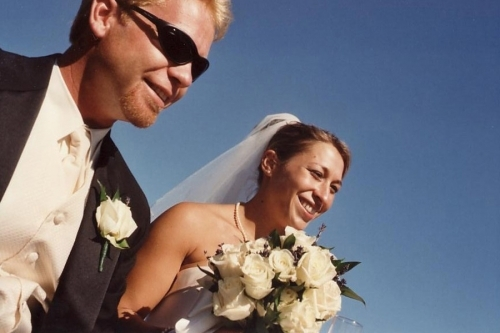 Wedding Photos at woodland Studios