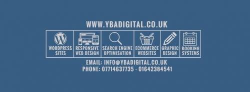 Web design, web development, social marketing