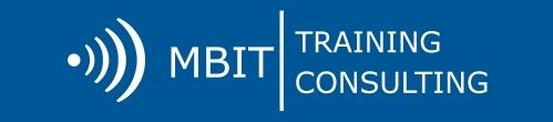 Logo Script Blue
