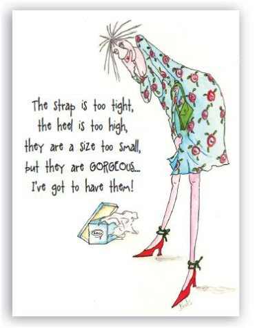 Camilla & Rose Greeting Cards - over 60 humorous designs available