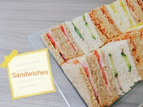 Meat Selection Sandwich Platter