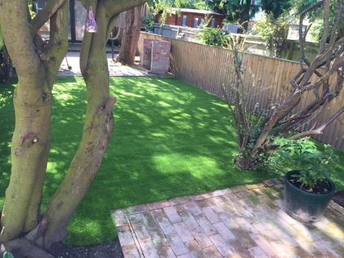 Turf And Paving | Greengrass Landscapes Oxford