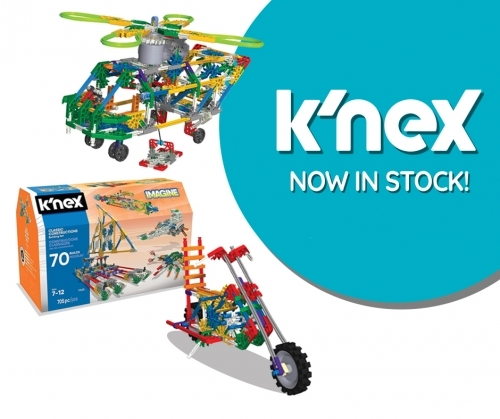 Toy Street Stocks Knex