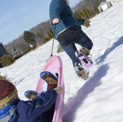 Extend winter playtime fun with STABILicers Lite for Kids at ICEGRIPPER