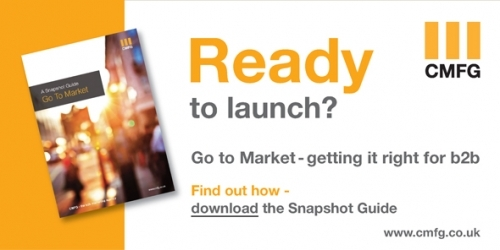 Ready to go to market? Download the guide at:http://cmfg.co.uk/content-download-guides/