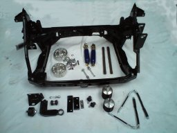 Honda mini conversion kit
