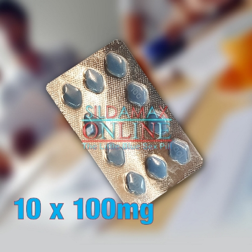 10 Sildamax Tablets