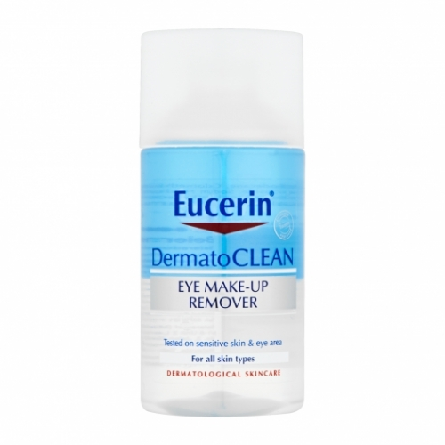 Eucerin Dermatoclean Eye Make Up Remover 125ml