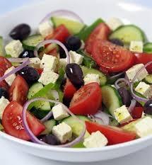 Greek Salad - £4.30