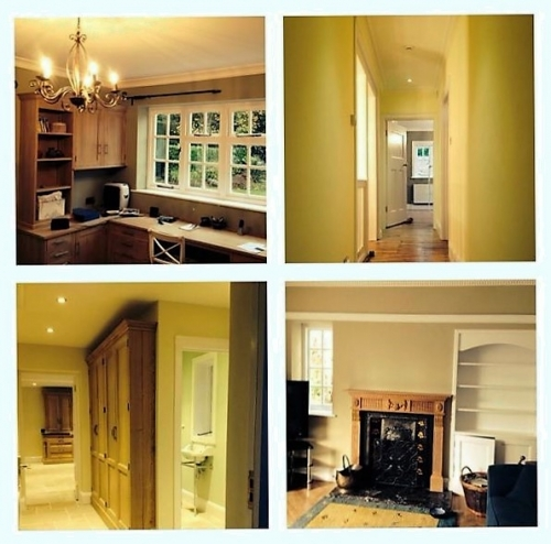 Interior  Painting and Decorating Service