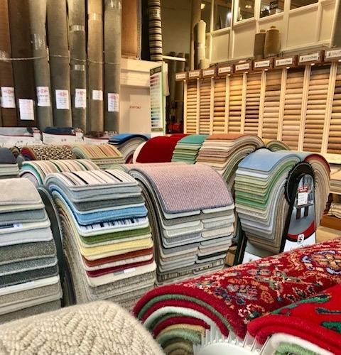 Carpet Showroom Bognor Regis
