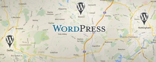 WordPress Meetup Event in Nottingham