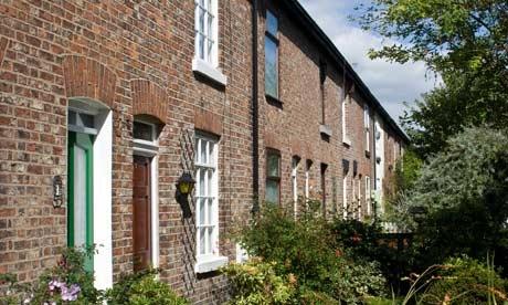 Terraced Houses Near The 006