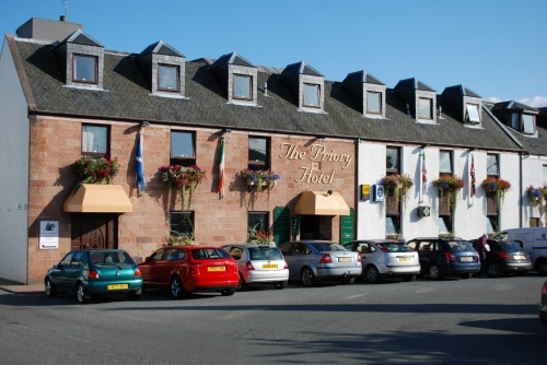 Priory Hotel Beauly Near Inverness