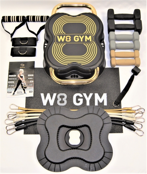 W8 GYM Gold Deluxe Edition