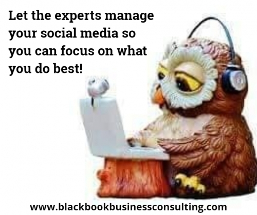 Experts in Social Media Marketing Support