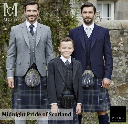 Midnight Pride of Scotland - Exclusive to McCalls
