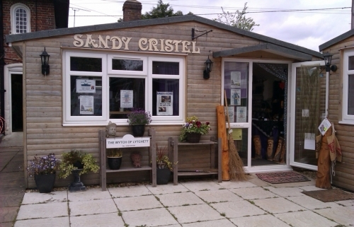Sandy Cristel's Shop and Healing Therapy Centre