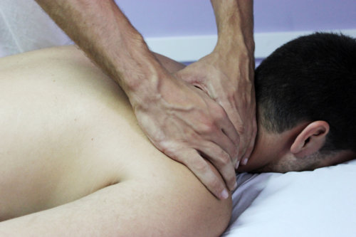 Naturist (Nude, Naked) Massages for Men in Kent